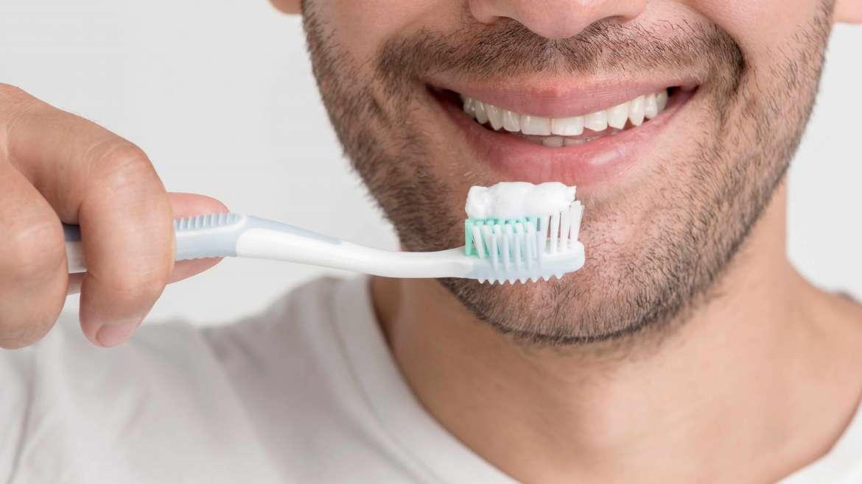 Rutina de cuidados dentales