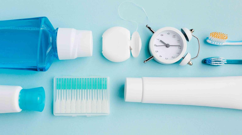 El flúor para los dientes