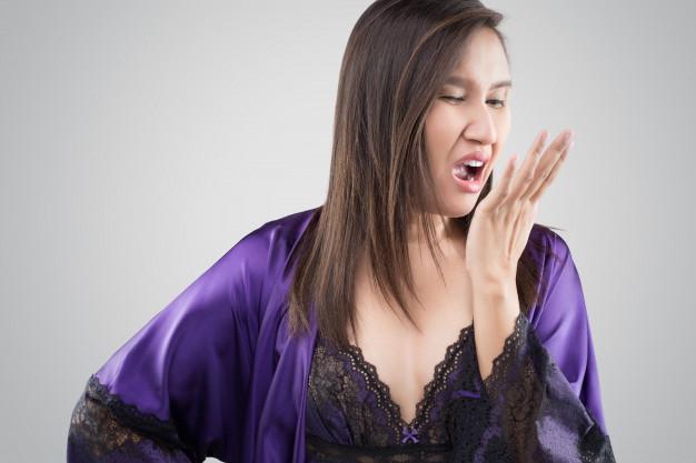Enfermedades que pueden producir halitosis