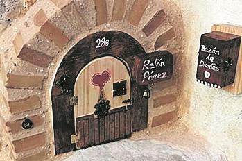 Encontramos la casa del Ratoncito Perez