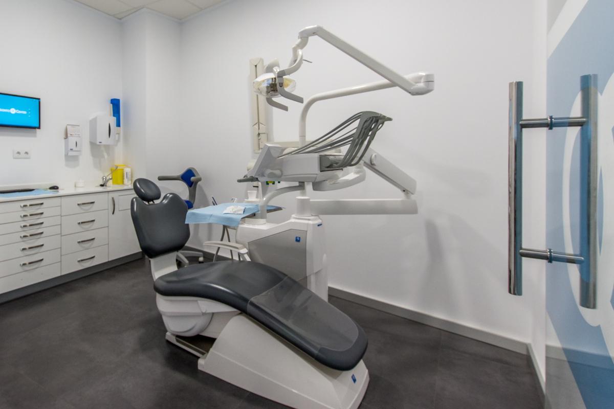 Características de un sillón odontológico
