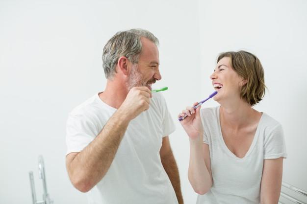 Técnicas básicas de higiene bucodental