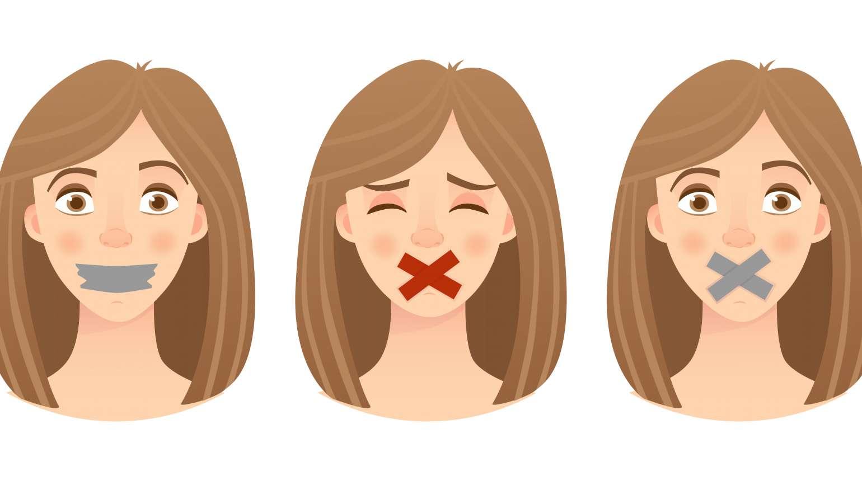 Tendencias peligrosas – Pegarse los labios