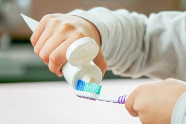 ¿Mejor pasta con flúor para tus hijos?